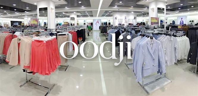 В магазині oodji, оджі акція: до 70% знижки