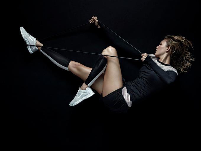Nike новая женская коллекция Весна-Лето 2015