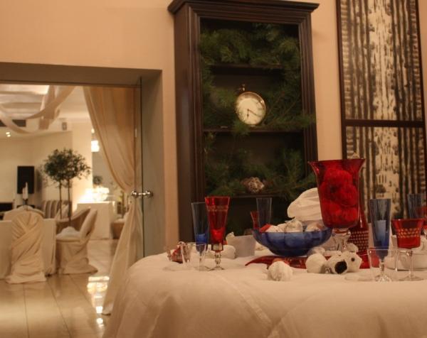 """Новий рік в бутік-готелі """"Воздвиженський"""", де відсвяткувати Новий рік 2015"""