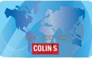 Colin's, Колинс, дисконтная карта