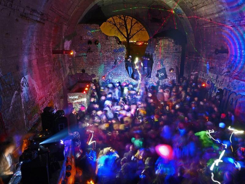 Фестиваль Бомж-пати 2015 Киев 2015