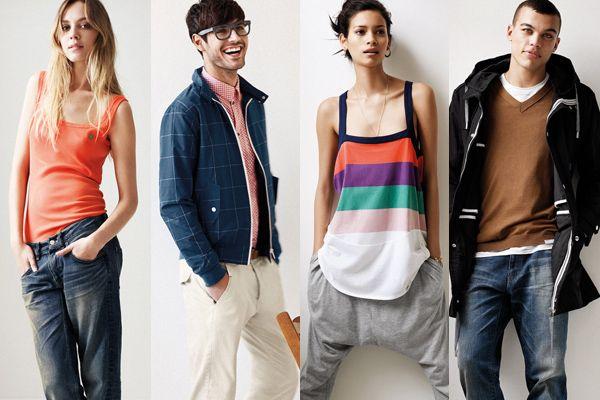 Коллекция Adidas весна-лето 2011