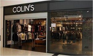 Акция в магазинах Colin's