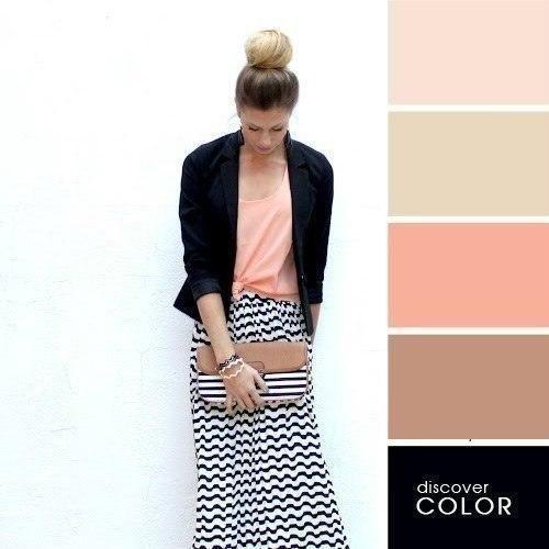 Не забывайте, что не каждый цвет подходит друг ко другу, старайтесь выглядеть не наляписто, а если всетаки хочется по-ярче то одевайтесь к месту