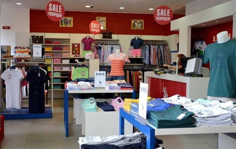 Январь 2015! В магазине модной одежды U.S. POLO ASSN скидки до 50%