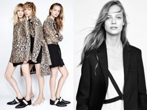 Zara коллекция сезона Осень-Зима 2014/2015