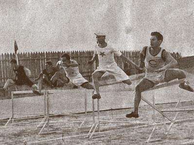 Первая всеукраинская олимпиада в Киеве