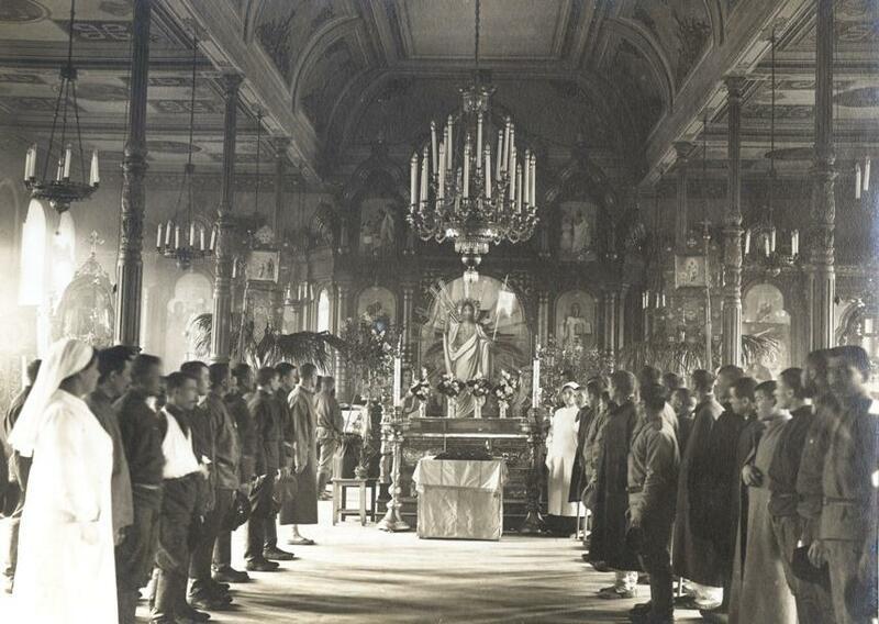 """Выставка """"Киев 1914: мир/война"""""""
