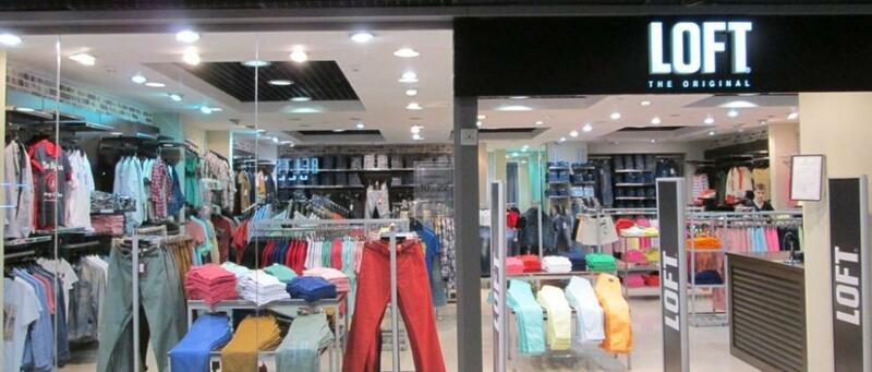 Декабрь 2014! Межсезонная распродажа в магазине женской и мужской одежды LOFT (Лофт)