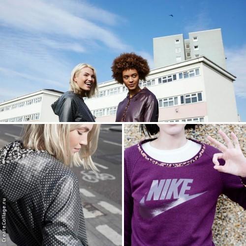 Нова капсульна колекція одягу від Nike