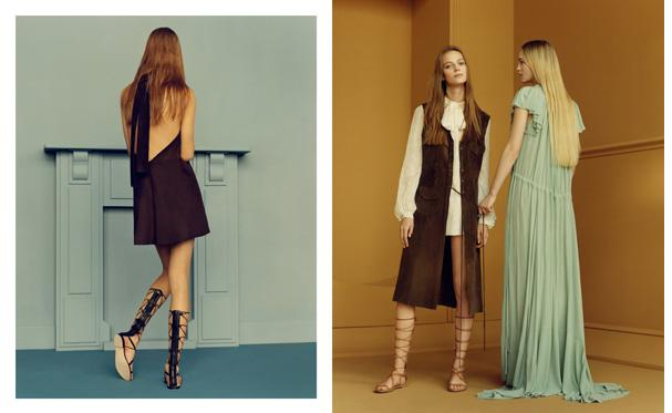 Zara новая коллекция Весна-Лето 2015