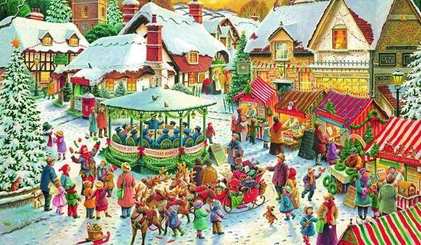 """12-14 грудня святкова ярмарка """"Андріївські вечорниці"""""""
