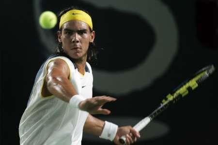 Rafael Nadal, Armani, ikiev