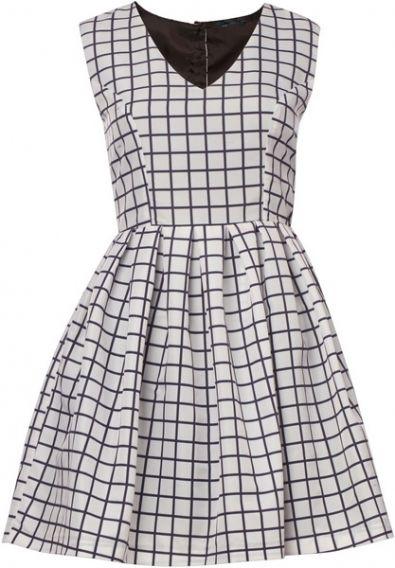 Платье в клетку Befree, 459 грн