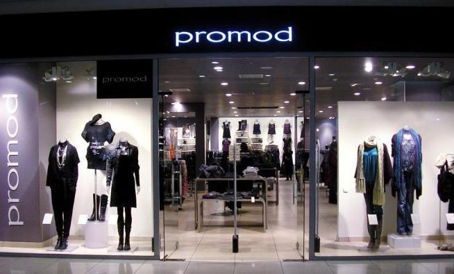 Промод, Promod магазин