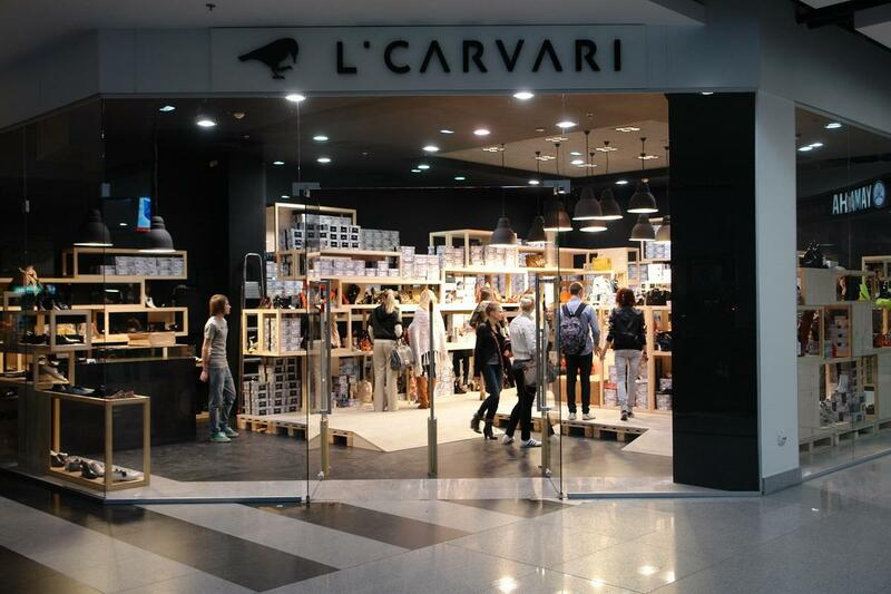 У магазині взуття L'CARVARI акція: знижки до -40%