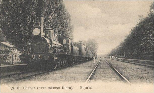 Дачный бум в Киеве 100 лет назад
