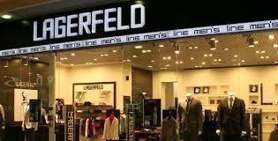 Lagerfeld акция ноябрь 2014