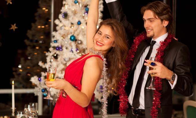 """Новий рік 2015 в ресторані """"Царівка"""", Весело зустріти Новий рік"""