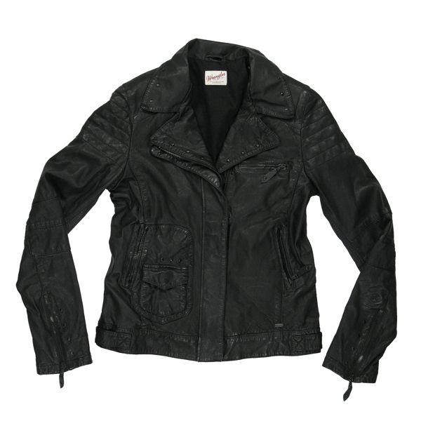 Женская кожаная куртка Wrangler, Весна 2011