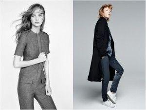 Zara новая коллекция сезона Осень-Зима 2014/2015
