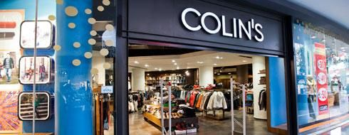 "Colin's, Колинс акция Ноябрь-Дикабрь 2014 ""1+1"