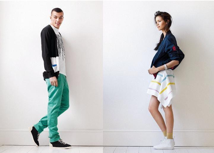 Коллекция Adidas весна-лето 2011. Одежда и обувь