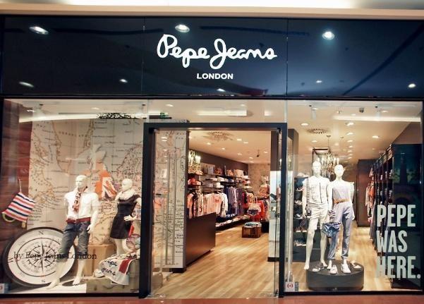 Акція в магазинах Pepe Jeans і Tommy Hilfiger - знижки до 60%