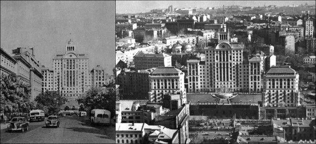 Фото конца 1950-60-х годов