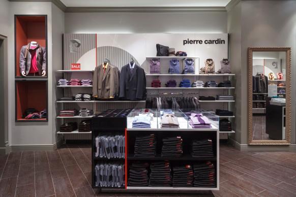 Декабрь 2014! Межсезонная распродажа в брендовом магазине Pierre Cardin