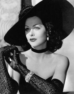 Актриса кіно 60-х Hedy Lamarr
